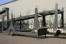 威腾13.8米10.5吨车辆运输半挂车