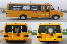 东风牌DFA6538KYX5BC型幼儿专用校车图片2