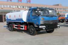 國五東風145老款12噸灑水車價格