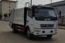 东风D7多利卡8方压缩式垃圾车价格
