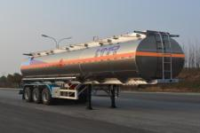歐曼12.5米33噸3軸鋁合金運油半掛車(HFV9407GYYA)
