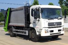 东风天锦14方压缩式垃圾车厂家价格