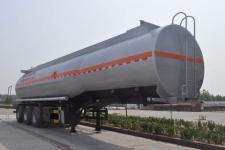 旗林10.6米31吨3轴易燃液体罐式运输半挂车(QLG9405GRYC)