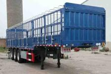 卓里-克劳耐13米33.5吨3轴仓栅式运输半挂车(SXL9406CCY)