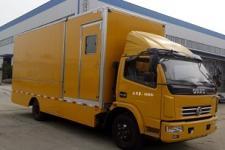 东风多利卡国五检测车价格13607286060