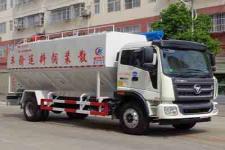 国五欧曼散装饲料运输车