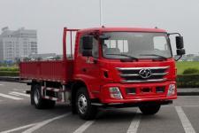 红岩单桥货车163马力9885吨(CQ1166AKDG381)