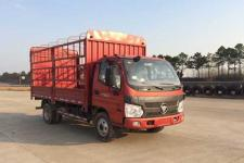 福田牌BJ2043V7JDA-AC型越野仓栅式运输车图片