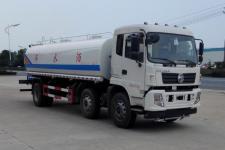 國五東風小三軸18方灑水車價格