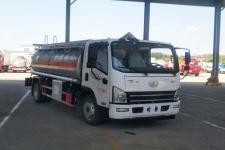 国五解放加油车