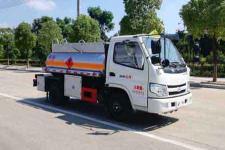 国五福田微型加油车