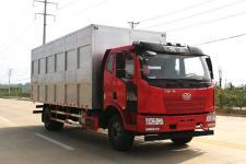 国五解放J6禽畜运输车