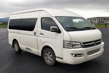 10-12座大馬HKL6480QE輕型客車