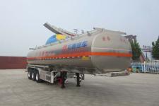 正康宏泰11米34.3吨3轴铝合金运油半挂车(HHT9403GYYB)