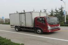 福田越野厢式运输车图片