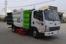虹宇牌HYS5075TSLC5型扫路车