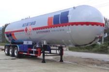 程力威13.6米25吨3轴液化气体运输半挂车(CLW9407GYQC)