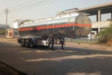 天威缘12米33吨铝合金运油半挂车