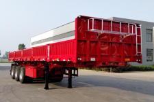 鑫万荣10米32.8吨3轴自卸半挂车(CWR9401Z)