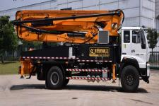 混凝土泵车(XXJ5230THB混凝土泵车)图片