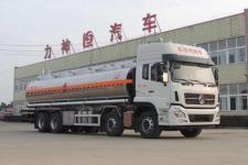 東風天龍26方鋁合金運油車