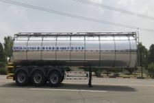 牧利卡10.6米31.4吨3轴液态食品运输半挂车(NTC9405GYS)