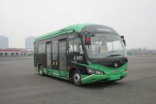 6.8米|10-17座广通纯电动城市客车(CAT6680CRBEVT2)