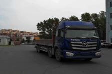 欧曼国五前四后八货车320马力19470吨(BJ1313VNPKJ-AC)