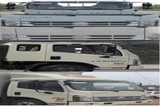 程力重工牌CLH5041XXCB5型宣传车图片