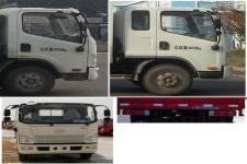 解放牌CA2040XXYP40K61L2T5E5A84型越野厢式运输车图片