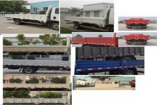 解放牌CA2040P40K61L2T5E5A84型平头柴油越野载货汽车图片