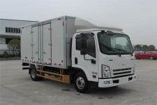 江铃江特牌JMT5049XSHXHG2B型售货车图片