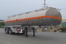 陆平机器10.3米24吨2轴铝合金运油半挂车(LPC9292GYYS)