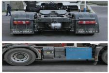 豪沃牌ZZ4257V324HF1H型牽引汽車圖片