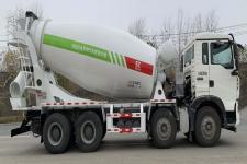 丰霸牌STD5310GJBZ5型混凝土搅拌运输车图片