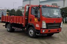 豪沃国六单桥货车184马力1735吨(ZZ1047H3315F145)