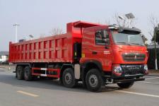 豪沃牌ZZ3317V466HF1型自卸汽車