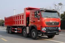 豪沃牌ZZ3317V486HF1型自卸汽车