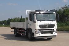豪沃国六单桥货车220马力9925吨(ZZ1187K501GF1)