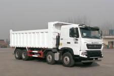 豪沃牌ZZ3317V406HF1型自卸汽車