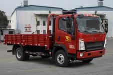 豪沃国六单桥货车156马力4430吨(ZZ1087G3315F183)