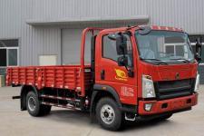 豪沃国六单桥货车184马力4995吨(ZZ1117H3815F1)