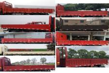 豪沃牌ZZ1117H3815F1型载货汽车图片