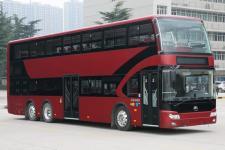 12.3米|31-72座宇通纯电动双层低地板城市客车(ZK6126BEVGS4)