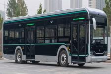 12米|25-38座宇通纯电动低地板城市客车(ZK6126BEVG1A)