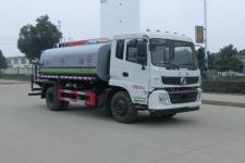 國六東風12噸灑水車廠家