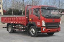 豪沃国六单桥货车220马力9925吨(ZZ1187K451DF1)