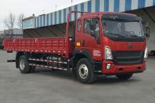 豪沃国六单桥货车220马力9925吨(ZZ1187K521DF1)