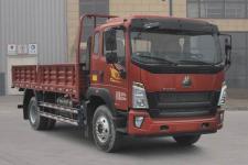 豪沃国六单桥货车220马力7925吨(ZZ1167K451DF1)