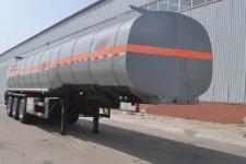 旗林11.4米30吨3轴易燃液体罐式运输半挂车(QLG9403GRYA)